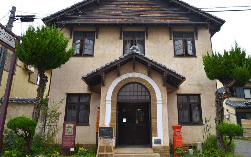 滋賀県湖西のレトロおしゃれな建築群 今津「ヴォーリズ通り」