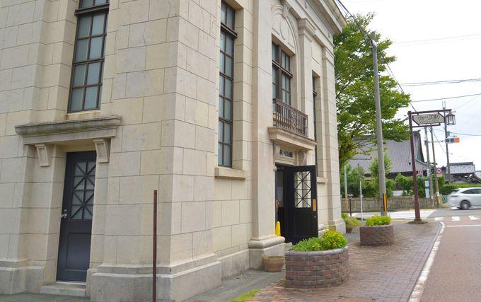 琵琶湖水運で栄えた今津に残るヴォーリズ建築