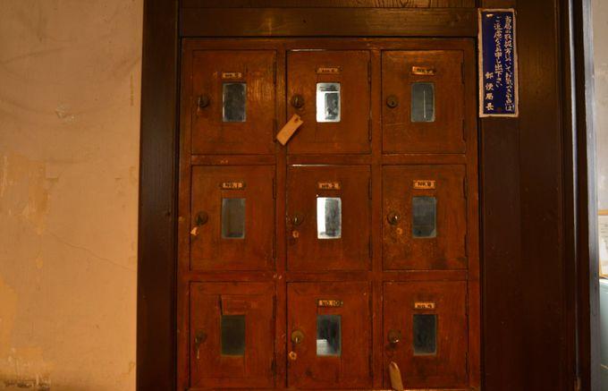 外観も可愛い「ヴォーリズ今津郵便局」
