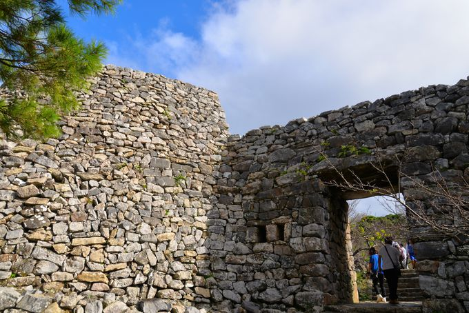14世紀に沖縄北部を治めていた北山王