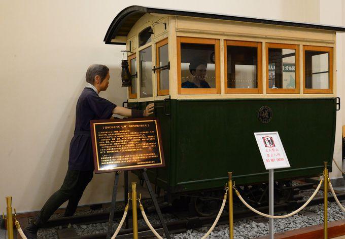 嵯峨路を走った蒸気機関車