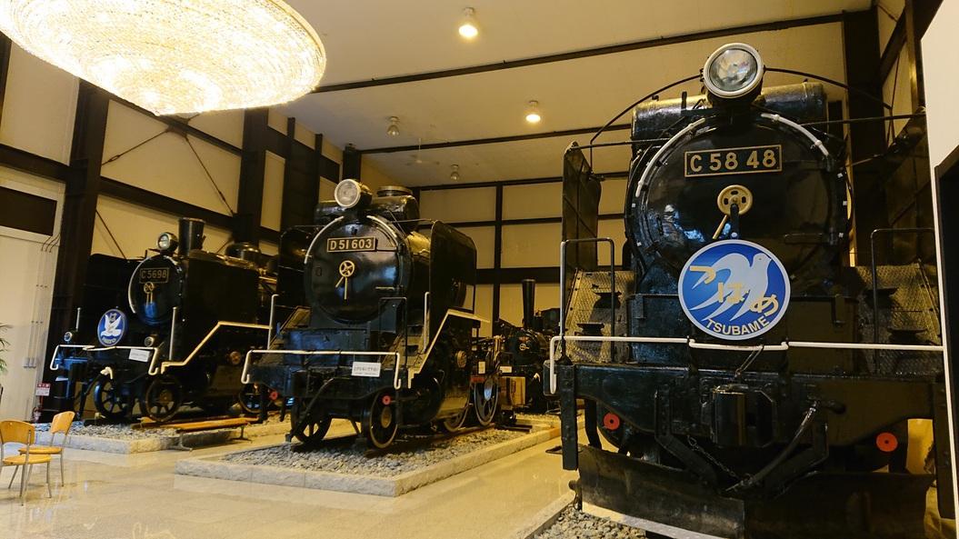 嵐山散策の休憩に!トロッコ嵯峨駅「SL ROMAN CAFE」でお茶を