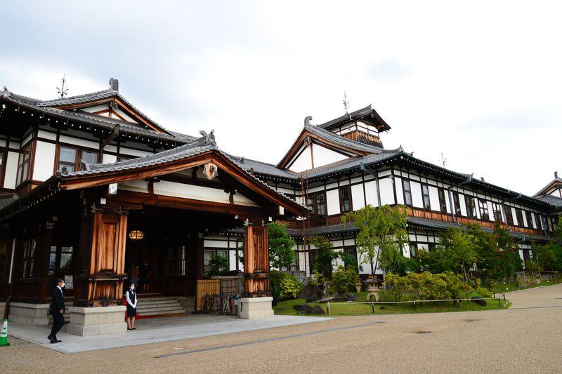 関西の迎賓館「奈良ホテル」でクラシックホテルの魅力を存分に