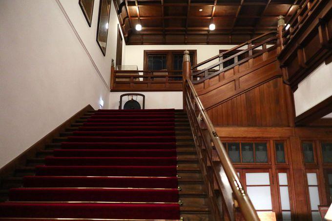 歴史上の有名人も滞在した奈良ホテル