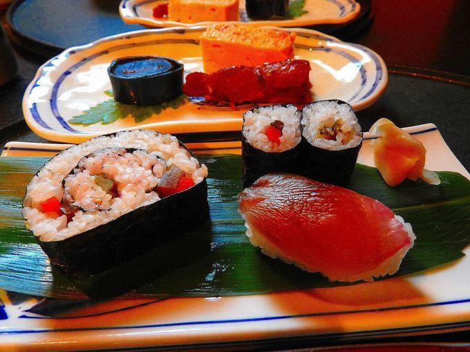 「香味庵まるはち」山形の郷土料理が満載!