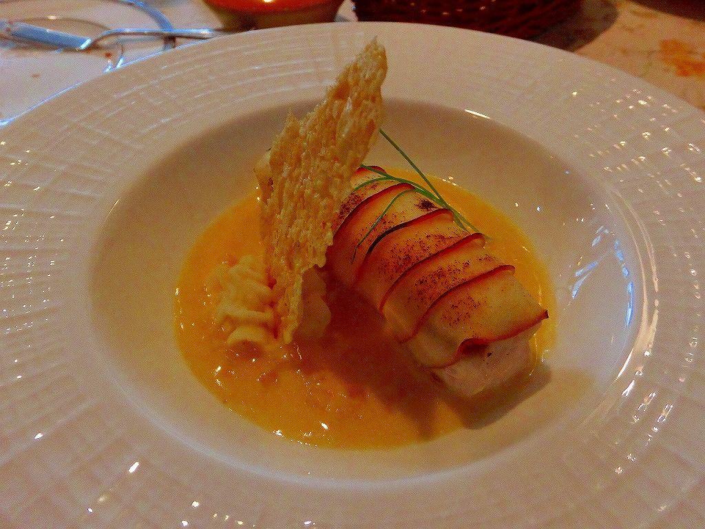 リンゴフルコースを始めた「フランス食堂シェ・モア」