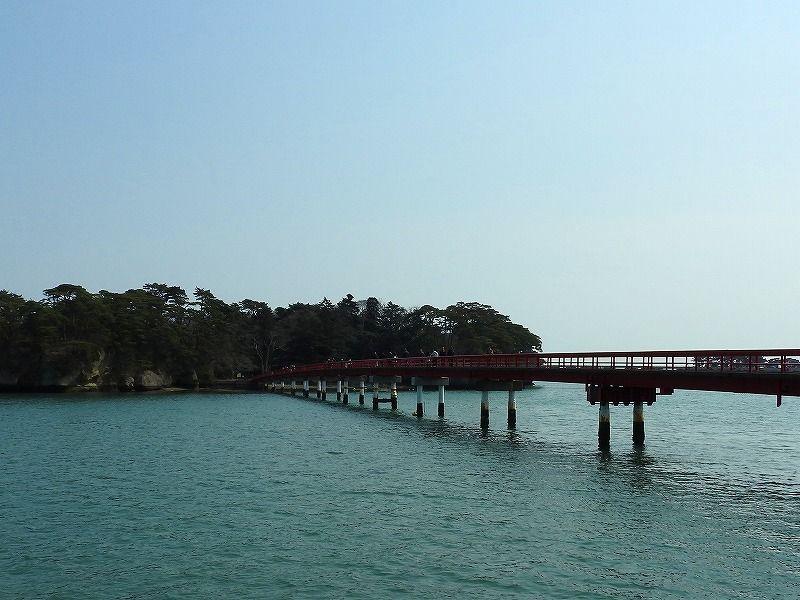 開放的な福浦橋 距離感にこそ出会いの秘密が
