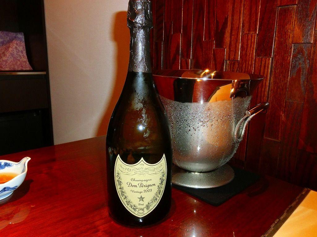 日本酒王国で吟醸三昧。そしてあのシャンパンも登場!