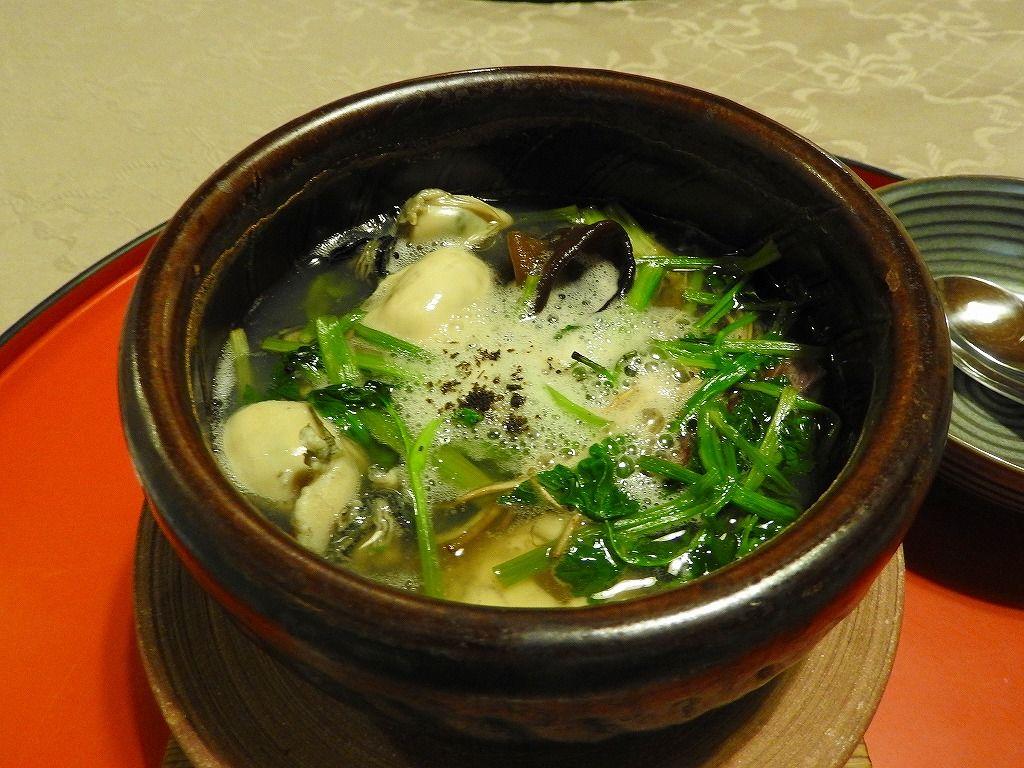 松島の四季折々の旬 正統派の日本料理
