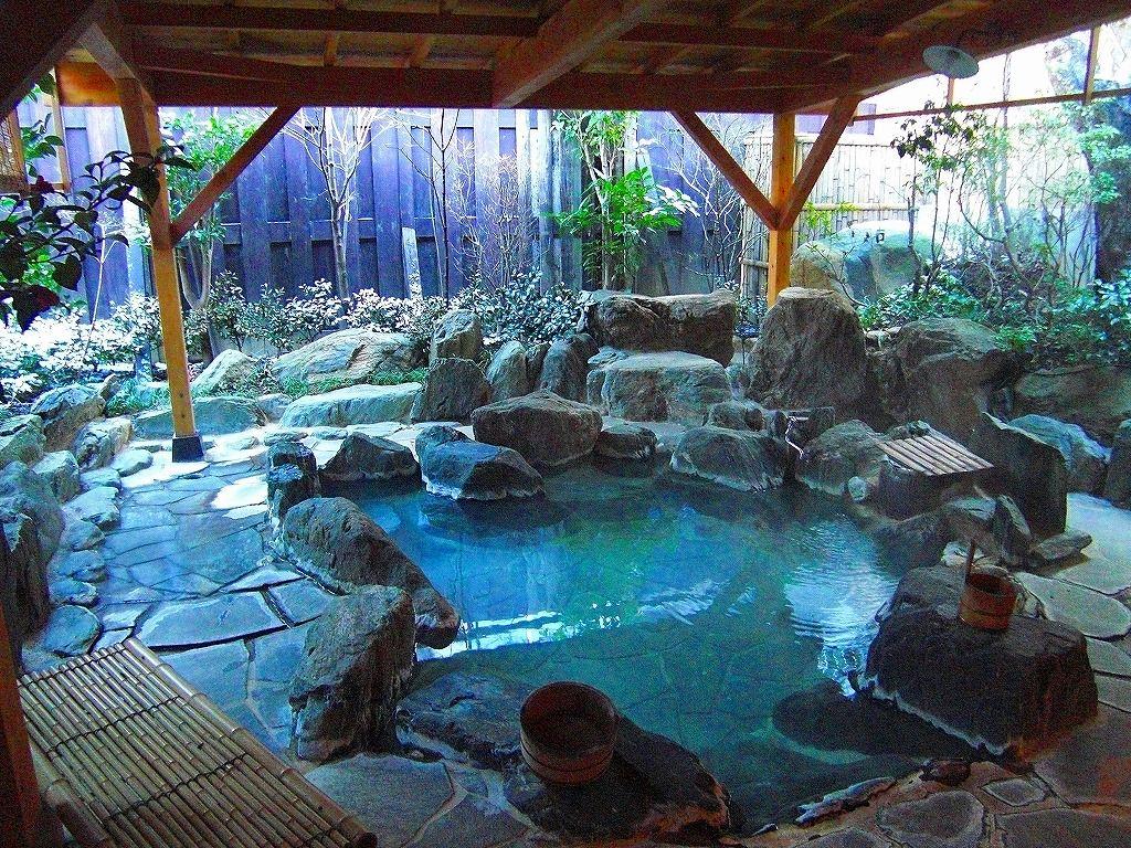 こんな贅沢な客室露天風呂はありえない!
