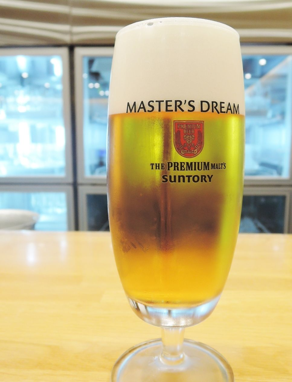 無料試飲は3杯まで。醸造家の夢、マスターズドリームも試飲できます!