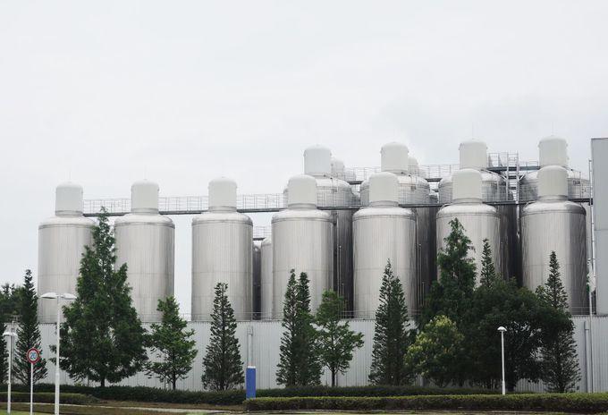 「水と生きる」サントリー、企業理念を肌で感じることができる工場見学!