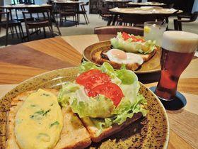 サントリー九州熊本工場と一緒に「タップバーレストラン 阿蘇」