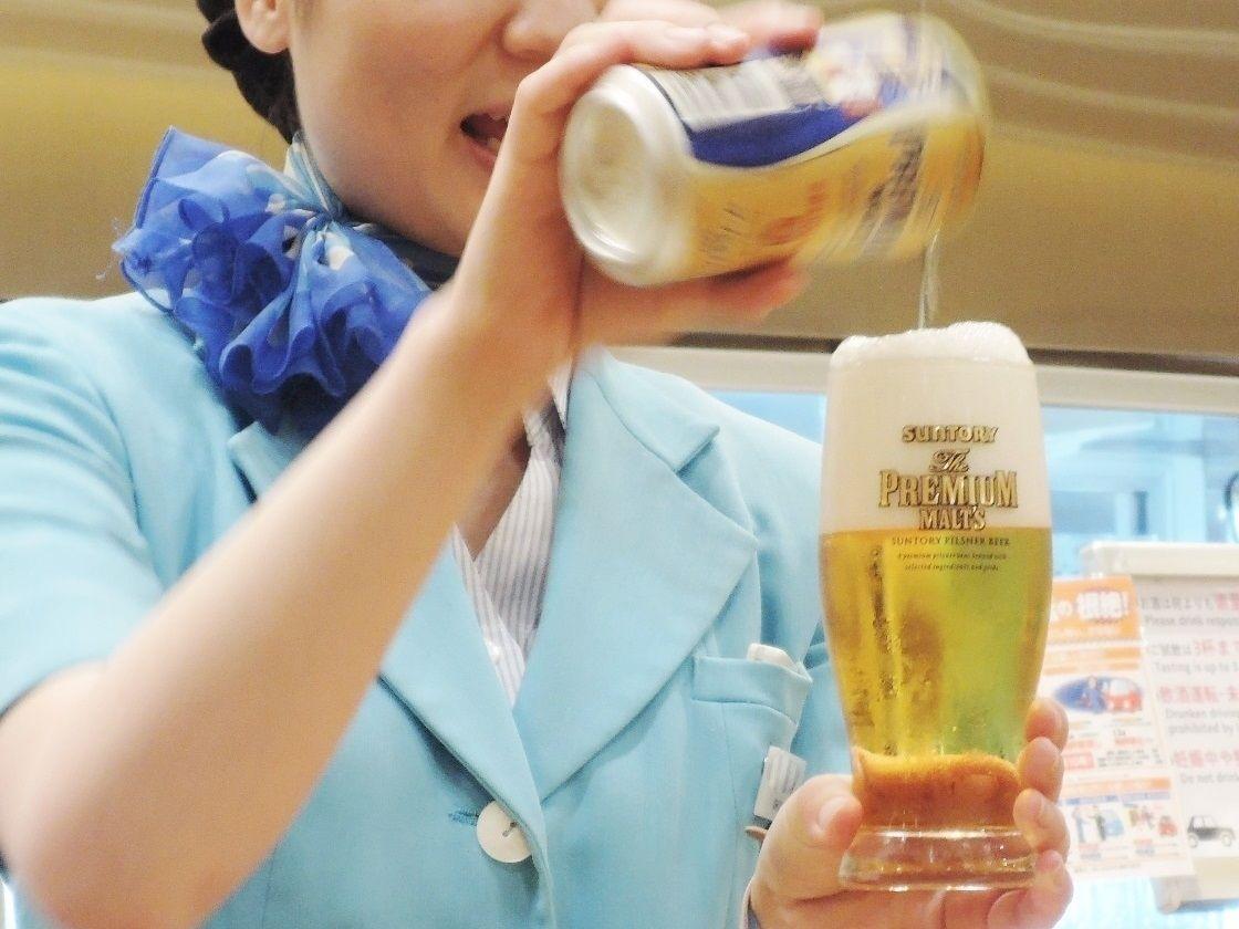 天然水にこだわるサントリーの工場!全国4箇所の中で熊本工場は一番新しい工場です。