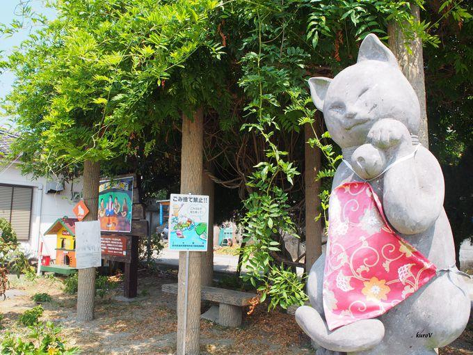 10.猫の島「湯島」
