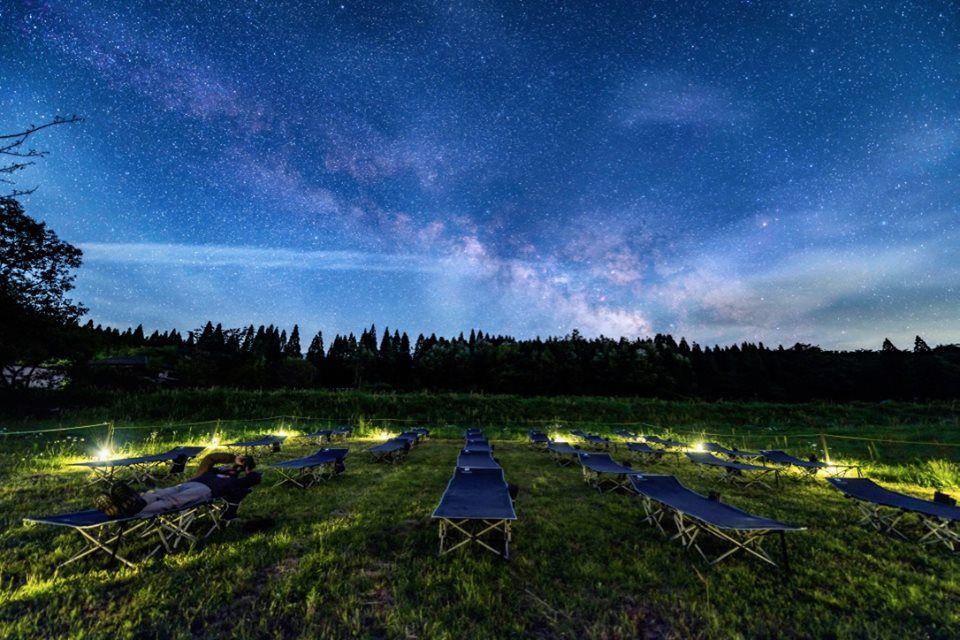 星空を楽しみきる!斬新な星空ツアー
