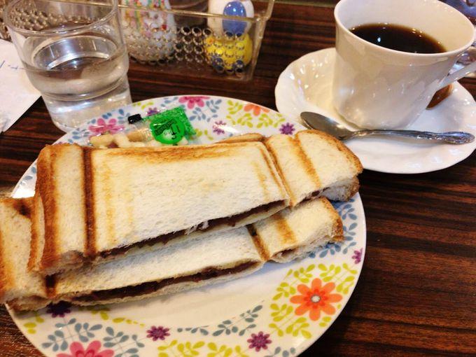 名古屋駅前徒歩圏内!1日中モーニングが楽しめる、王道の店「リヨン」
