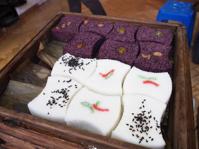 蘇州名物の食べ歩きはお祭りみたいで日本人好み〜!