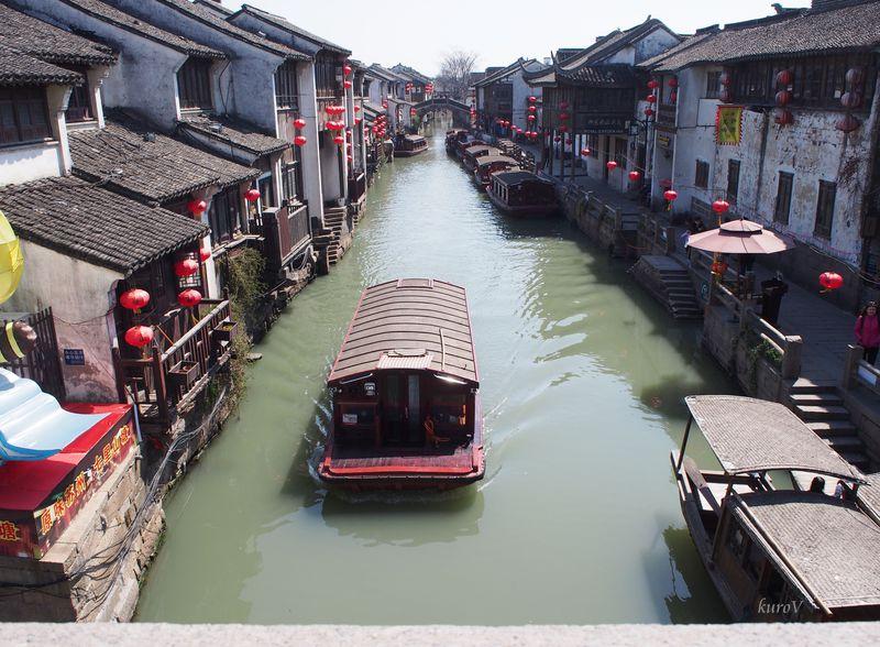 蘇州の観光は「山塘街」がオススメ!日本人好みがいっぱい!