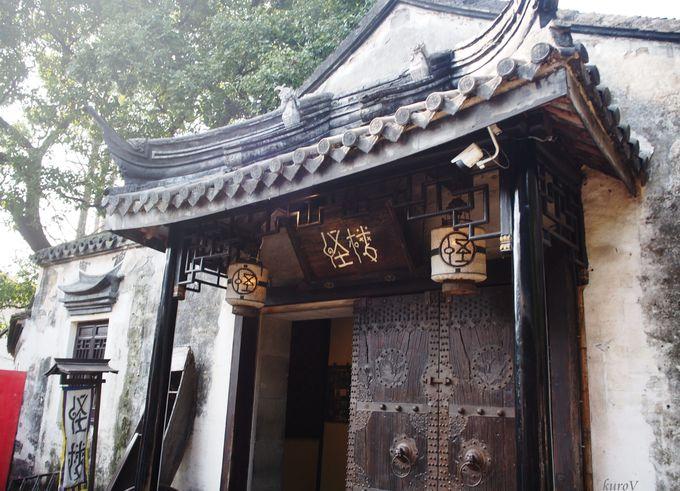 中国文化が目で楽しめる「周荘」古鎮景区
