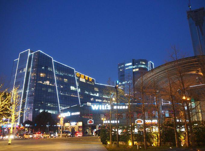 金融・保険多くの企業が集結する「蘇州工業園区」