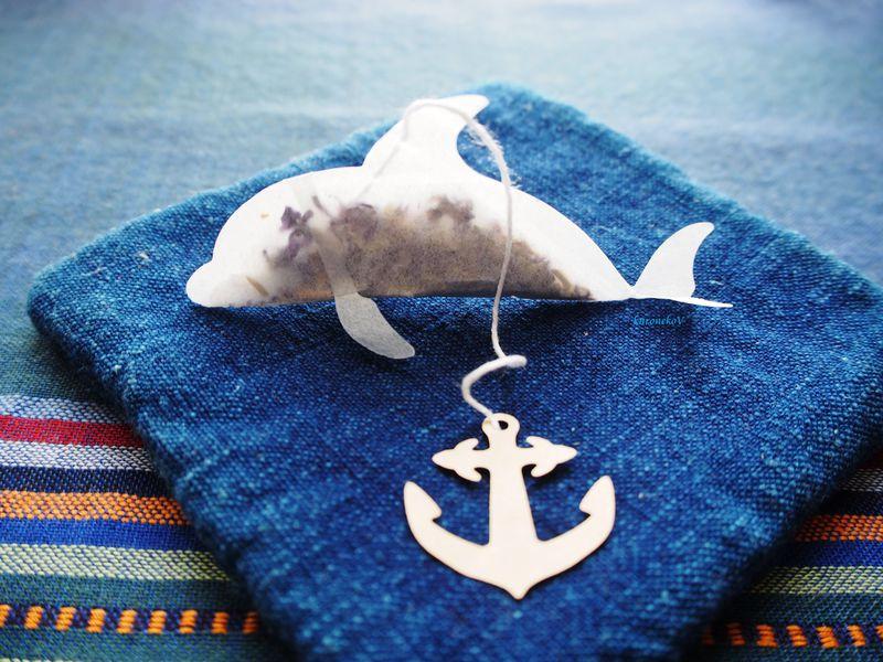 天草のお土産はコレ!松下園「イルカのティーバッグ」