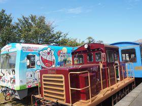 南阿蘇鉄道トロッコ列車が爽快!火山のカルデラを走る