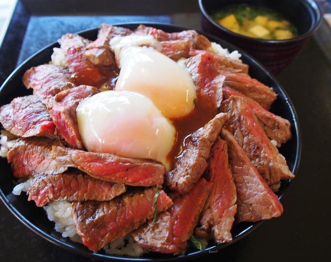 「メガ赤牛丼」最高!でももっと人気は…