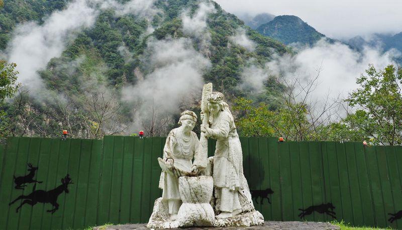 太魯閣國家公園(タロコ渓谷)は大理石!台湾八景に絶句
