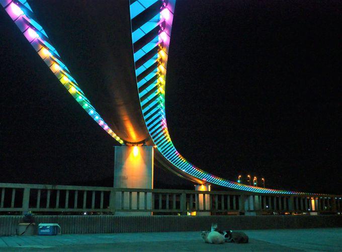 明るい令和を祈って!「牛深ハイヤ大橋」