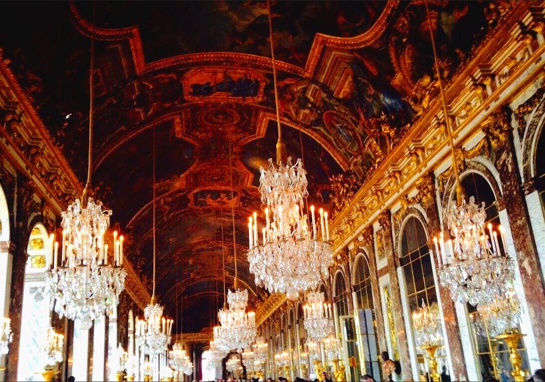 8.ヴェルサイユ宮殿