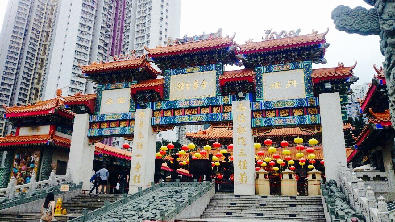 香港一有名なパワースポットで運試し!占いの聖地「黄大仙」