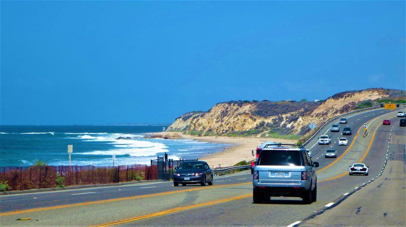 南カリフォルニア海岸線をドライブ!絶景ビーチ&グルメ店5選