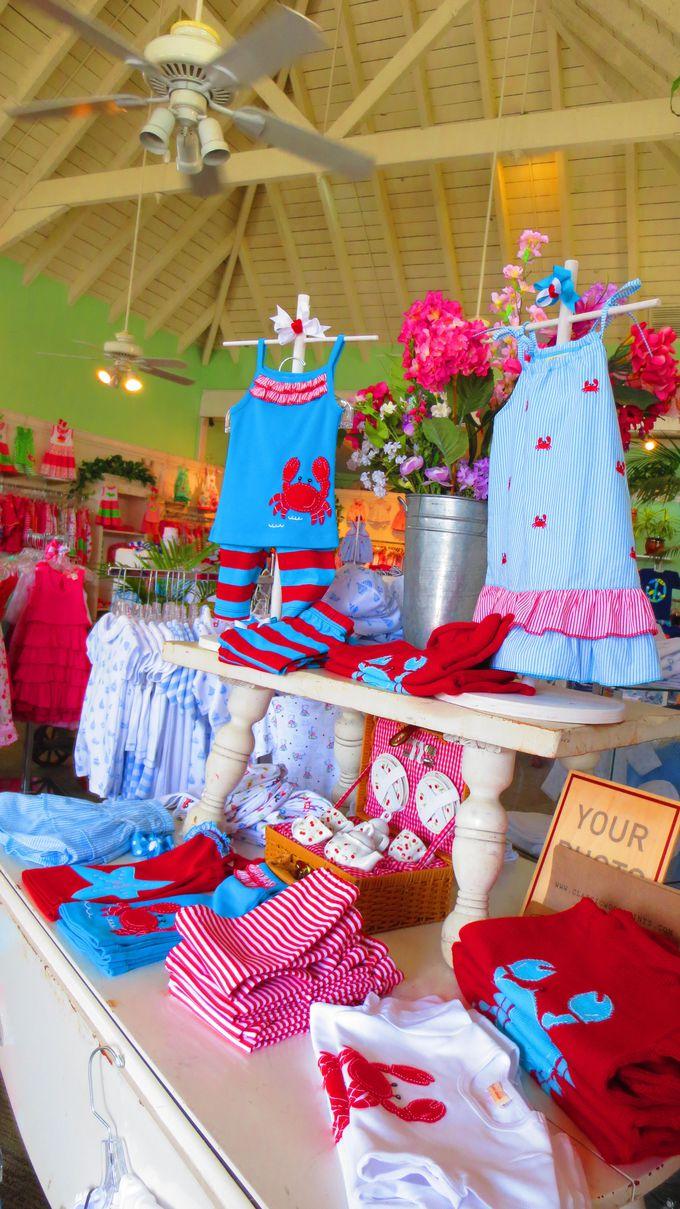 バルボア島のお店は「可愛い&上質」