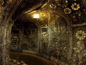 謎解きに挑戦!イギリス・マーゲイトの「シェル・グロット」は地下に眠る超一級ミステリー!