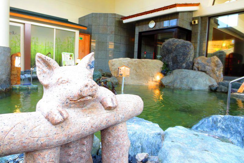 「ココ掘れブーブー」で温泉が!埼玉「サイボクハム」はブタ一筋のテーマパーク