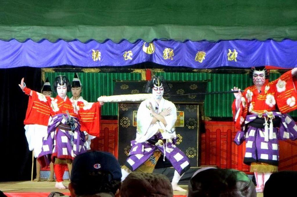 子供たちも演者!地域をあげて伝承する芸能文化財「秩父歌舞伎」