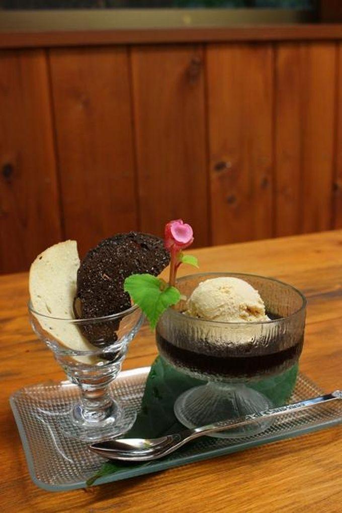 贅沢デザート「浮きキャラ」&「浮きショコラ」