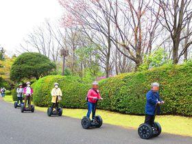 セグウェイガイドツアーも登場!東京・昭和記念公園を子供も大人も遊び尽くす