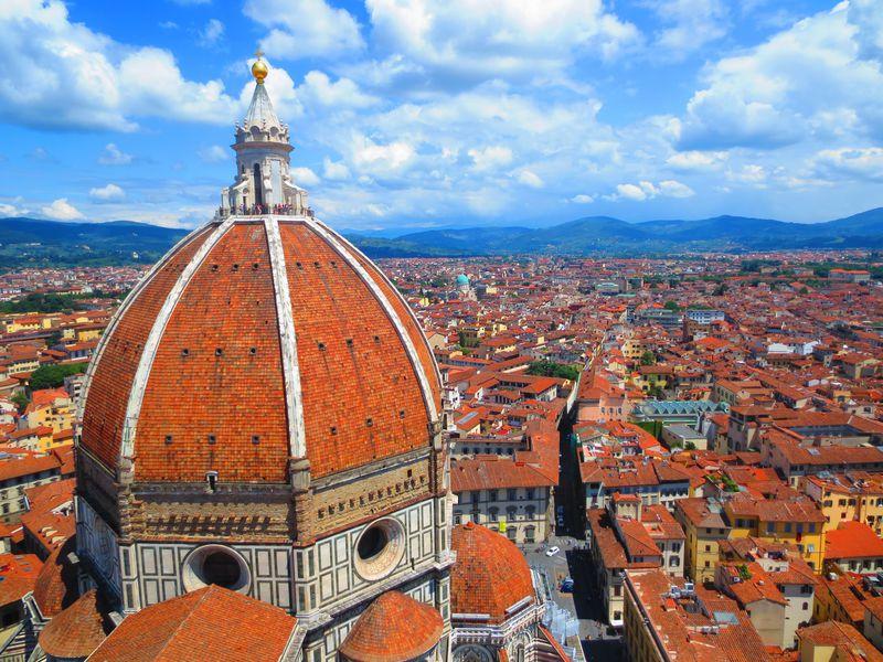 フィレンツェに恋する眺望!感動のビュースポット5選