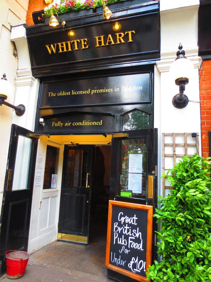 5.WHITE HART