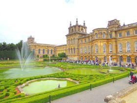 チャーチル元首相の生家、オックスフォード「ブレナム宮殿」はイギリス貴族の華麗なる館