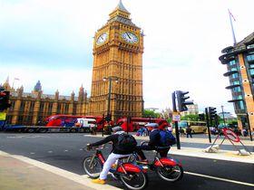 自転車シェアリングで駆け抜けろ!ロンドン格安観光ルート
