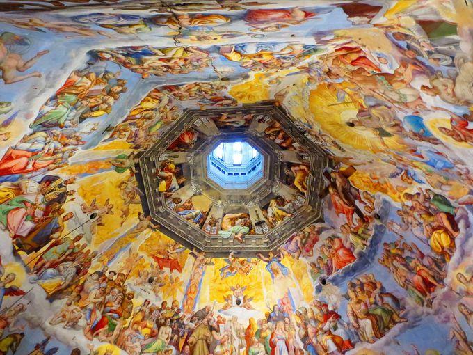2.サンタ・マリア・デル・フォオーレ大聖堂(フィレンツェ)