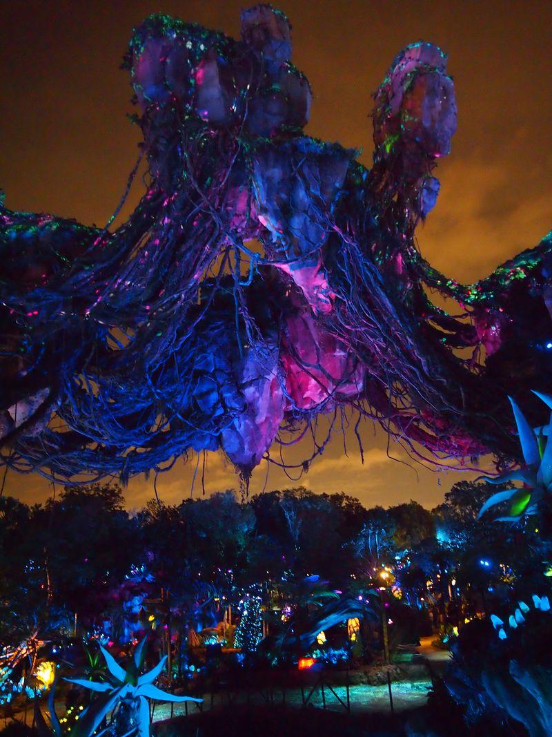 フロリダのディズニー「パンドラ:ザ・ワールド・オブ・アバター」は心を震わす世界最新のテーマランド!