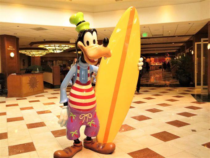 直営ホテル(3)「これぞ南カリフォルニア」な雰囲気が素敵!「ディズニー・パラダイス・ピア・ホテル」