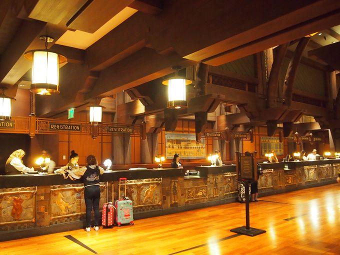 直営ホテル(2)圧倒的な豪華さが素敵!「ディズニー・グランド・カリフォルニアン・ホテル&スパ」