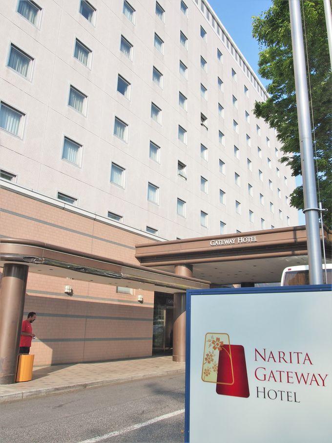 利便性だけじゃない、重厚さも備えたホテル