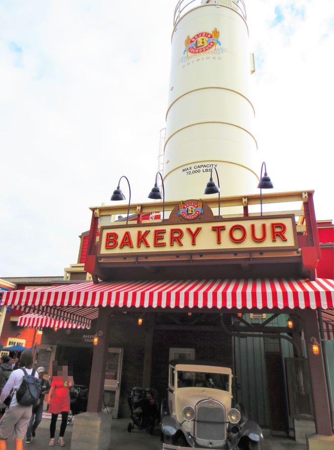 カリフォルニア名物の酸っぱいパンを体験!「パシフィック・ワーフ・カフェ」