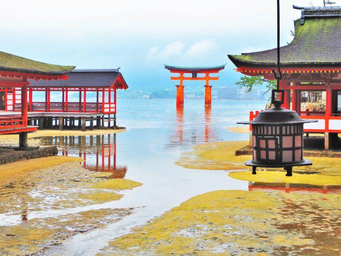 1.厳島神社